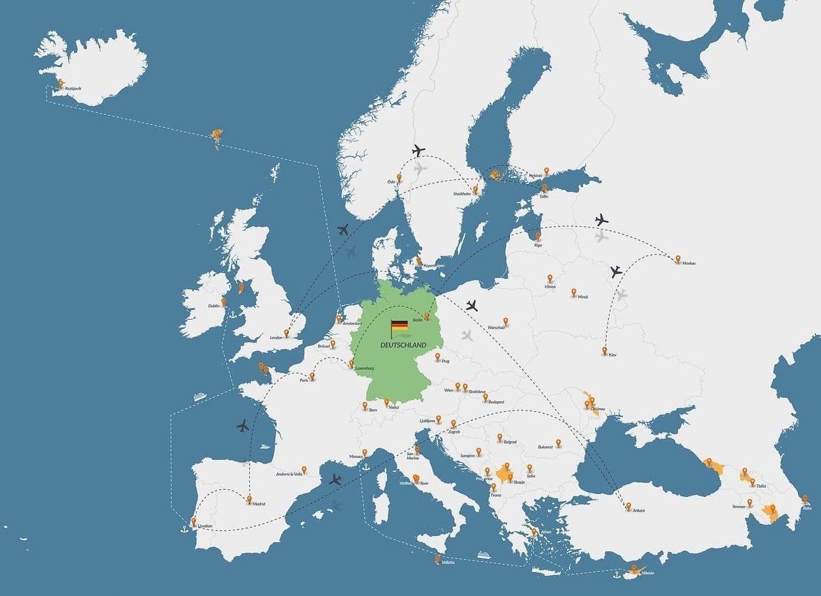 Europaweit